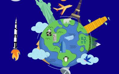 Virtuaalimatka maailman ympäri